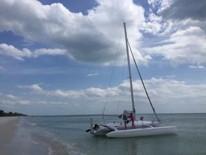 Used Corsair Sprint 750 #375 Trimaran Sailboat For Sale