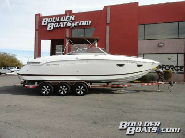 Used Cobalt Boats 273 Cuddy Cabin Boat For Sale