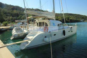 Used Lagoon 380 Multi-Hull Sailboat For Sale