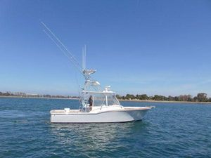 Used L&h 33 Convertible Fishing Boat For Sale