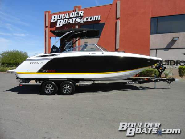 New Cobalt Boats 26SD WSS Deck Boat For Sale