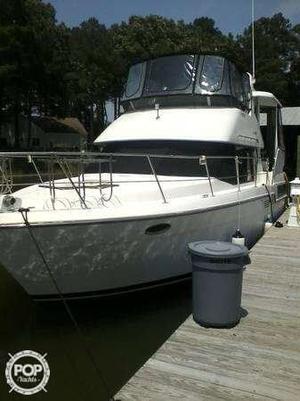 Used Carver 350 Aft Cabin Aft Cabin Boat For Sale