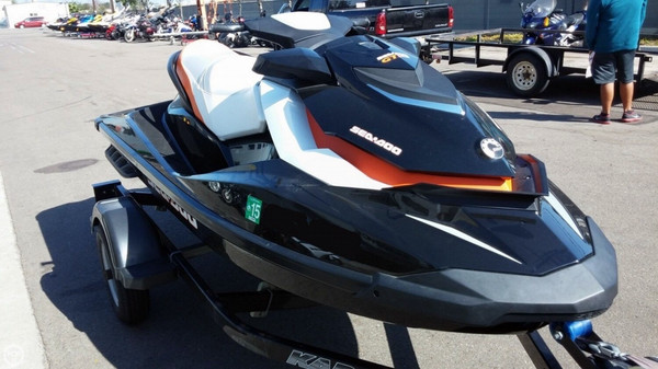 Used Sea-Doo GTI SE 155 Personal Watercraft For Sale