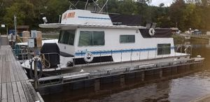 Used Harbor Master House Boat For Sale