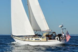 Used C&c Custom 48 Cruiser Sailboat For Sale