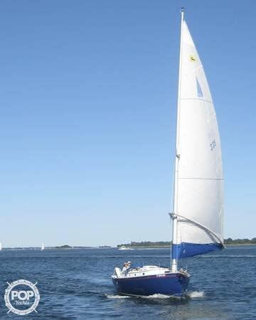 Used Nonsuch 30 Racer and Cruiser Sailboat For Sale