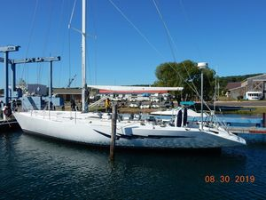 Used Nelson Marek 50 Racer and Cruiser Sailboat For Sale