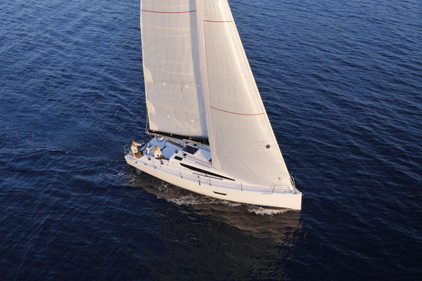 New Elan E4 Racer and Cruiser Sailboat For Sale