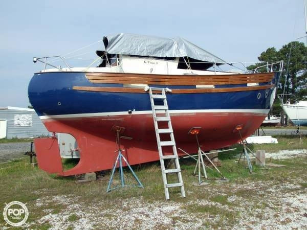 Used Fisher 30 Yawl Sailboat For Sale