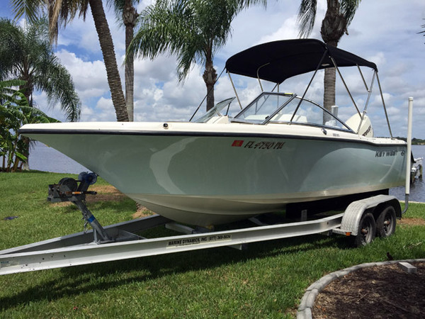Used Key West 203 DFS Center Console Fishing Boat For Sale