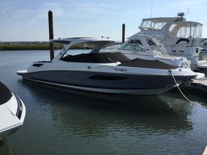 Used Sea Ray SLX 350 Bowrider Boat For Sale
