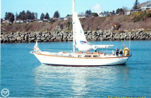Used Litton Robert Perry 41 Sloop Sailboat For Sale