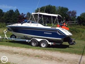 Used Rinker 230 Festiva Walkaround Fishing Boat For Sale