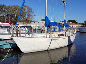 Used Irwin Center Cockpit Ketch Center Cockpit Sailboat For Sale