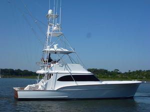 Used Willis Custom Carolina Sportfish Convertible Fishing Boat For Sale