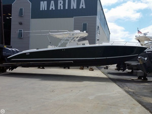 Used Midnight Express 39 Cuddy Center Console Fishing Boat For Sale