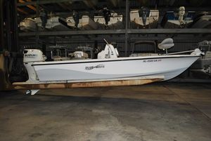 Used Blue Wave 2000 Center Console Fishing Boat For Sale