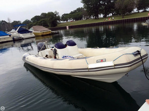 Used Avon 620 Adventure Cruiser Boat For Sale