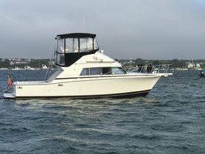 Used Bertram 33 Sport Fisherman Cruiser Boat For Sale