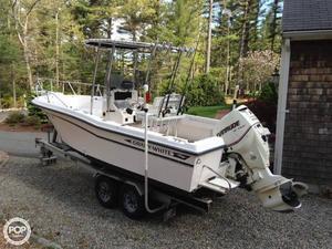 Used Grady-White 209 Escape Center Console Fishing Boat For Sale