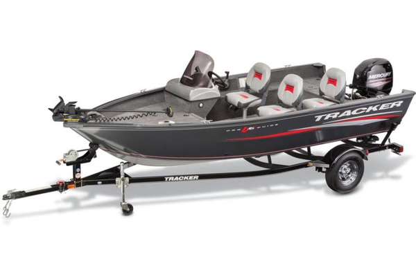 New Tracker Pro Guide 16 sc Sports Fishing Boat For Sale
