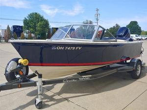 Used Rossiter 17 CD Center Console Fishing Boat For Sale