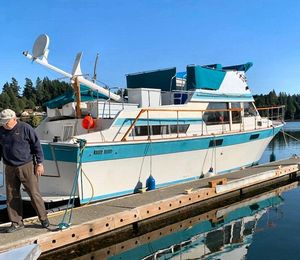 Used Tollycraft Tri-cabin MY Aft Cabin Boat For Sale