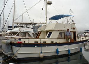 Used Defever Downeast 40 Trawler Boat For Sale