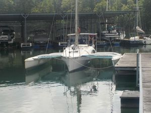 Used Corsair F24 Trimaran Sailboat For Sale