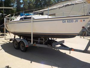 Used Precision 23 Cruiser Sailboat For Sale