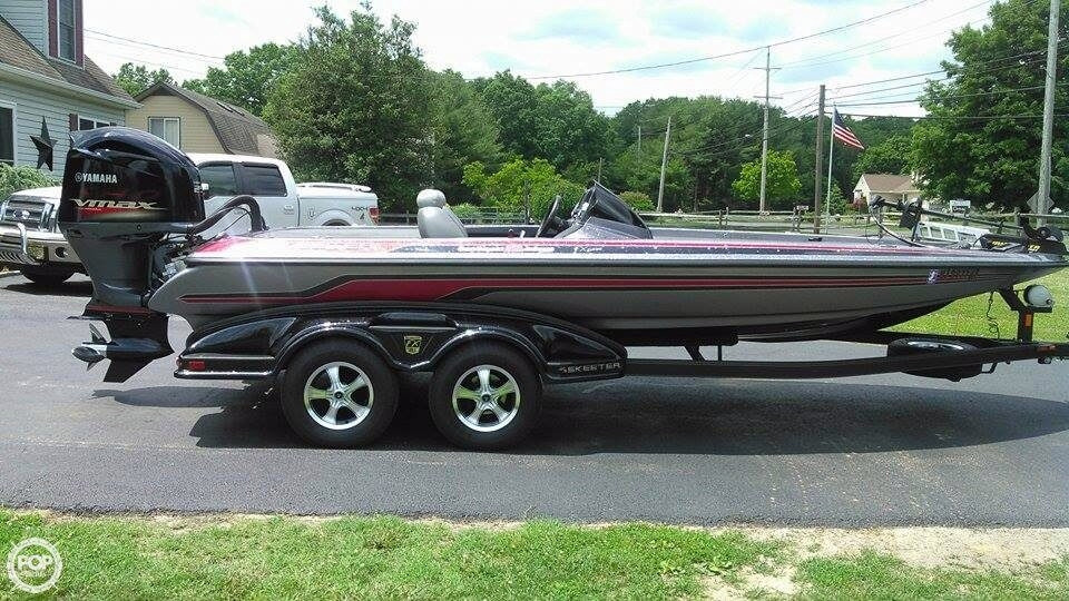 2013 Used Skeeter FX21 Bass Boat For Sale - $53,400 ...