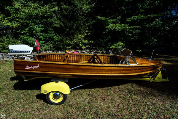 Used Peterborough 15 Antique and Classic Boat For Sale