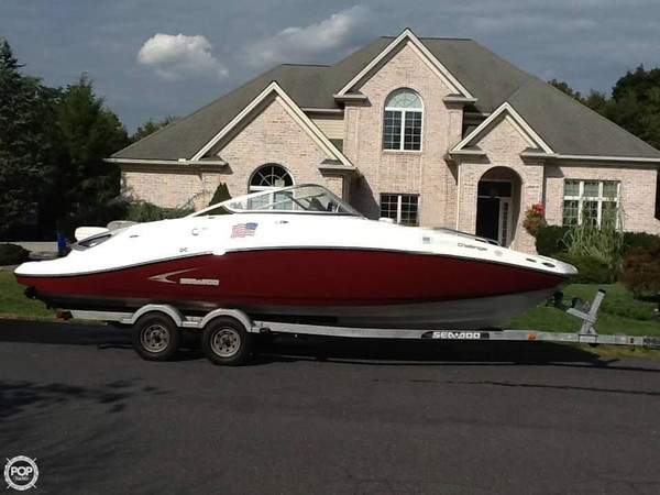 Used Sea-Doo 230 Challenger SE Bowrider Boat For Sale