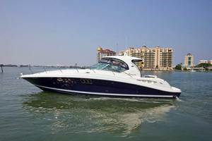 Used Sea Ray 44 Sundancer Cruiser Boat For Sale