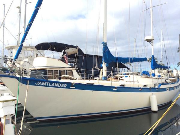 Used Mariner Mayflower Cruiser Sailboat For Sale
