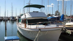 Used Chb 3 Cabin Motor Yacht For Sale