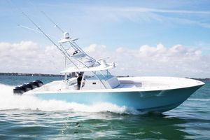 New Seahunter Tournament 45 Center Console Fishing Boat For Sale