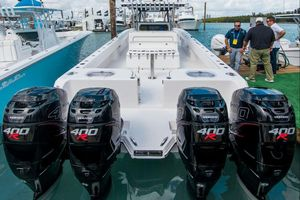 New Seahunter CTS 41 Center Console Fishing Boat For Sale