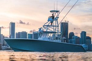 New Seahunter Tournament 39 Center Console Fishing Boat For Sale