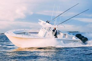 New Seahunter Tournament 35 Center Console Fishing Boat For Sale