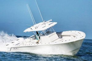 New Seahunter Tournament 33 Center Console Fishing Boat For Sale