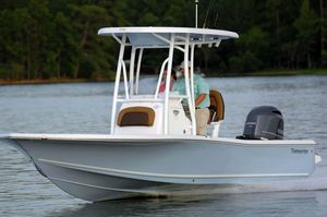 New Tidewater 2200 Carolina Bay Center Console Fishing Boat For Sale