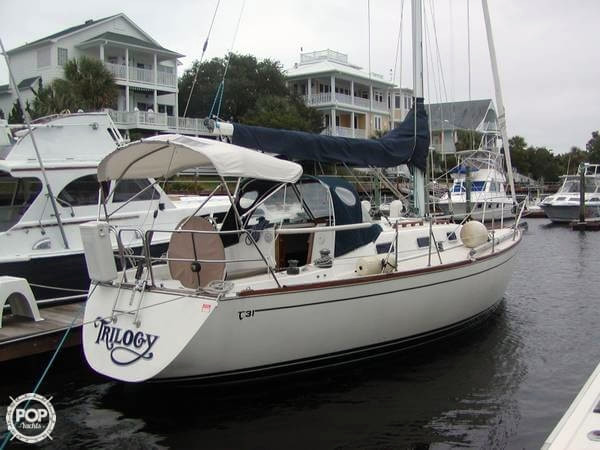 Used Tartan 31 Sloop Sailboat For Sale