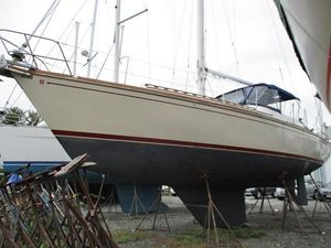 Used Mariner 39 Cruiser Sailboat For Sale
