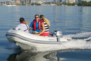 New Highfield CL 290 Tender Boat For Sale