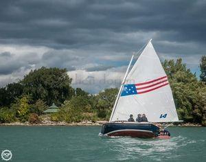 Used Herreshoff 18 America Daysailer Sailboat For Sale