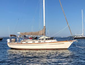 Used Mariner 38 Sloop Cruiser Sailboat For Sale