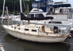 Used Alberg 29 Racer and Cruiser Sailboat For Sale
