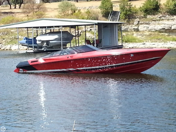 Used Sunsation 25 Aggressor High Performance Boat For Sale