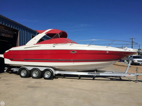 Used Monterey 298SC Express Cruiser Boat For Sale
